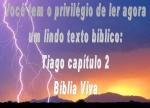 biblia viva tiago 2