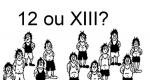 12 ou 13