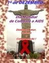1 de dezembro dia mundial de combate a aids