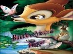 mensagem bambi o principe da floresta