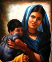 mães anjos sem asas