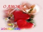mensagem o amor