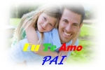 eu te amo meu pai