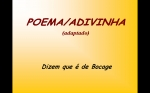 Poema advinha (Bocage)