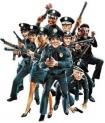 a melhor policia