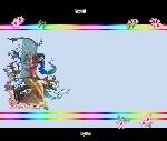Crystal Al�m do arcoiris