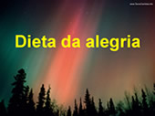 Dieta da alegria
