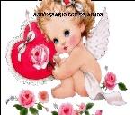 aniversário com os anjos