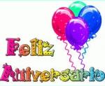 feliz aniversário parabéns