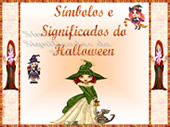 Simbolos e significados do Halloween