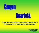 mensagem canyon paranaense