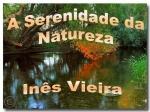 a serenidade da natureza