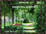 mensagem vivaldi  verde relaxante