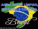 ainda seras límpido impávido e coloso brasil
