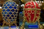 páscoa e os ovos de faberge