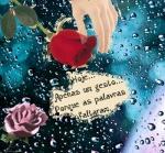 rosa uma poesia
