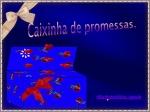 caixinha de promessas