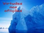 virtudes nas aflições