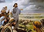 após a ressurreição jesus continua enviando