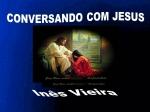 mensagem conversando com jesus