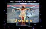 Crystal benção de jesus