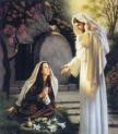 e maria madalena viu jesus