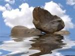 empurrar uma rocha