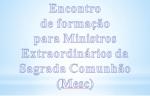 encontro de formação para ministros