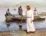 mensagem jesus se encontra com seus primeiros seguidores