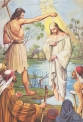 o batismo de jesus e o testemunho de joão batista